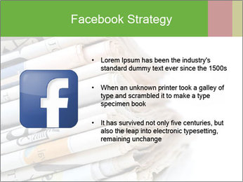 Newspapers PowerPoint Template - Slide 6