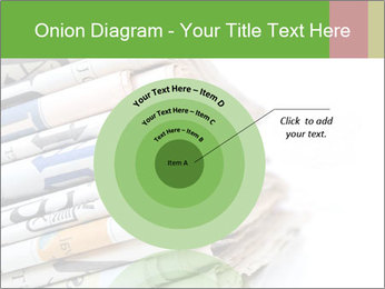 Newspapers PowerPoint Templates - Slide 61