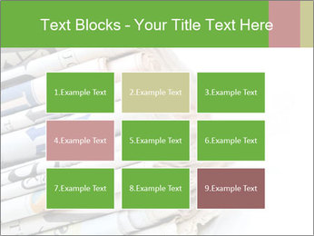 Newspapers PowerPoint Templates - Slide 68