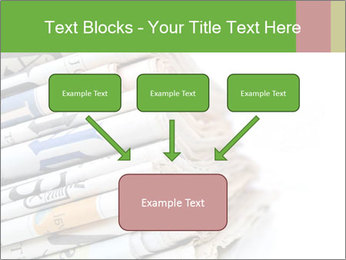 Newspapers PowerPoint Templates - Slide 70