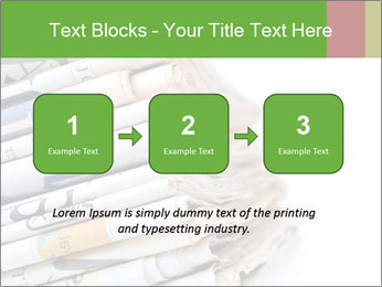 Newspapers PowerPoint Templates - Slide 71