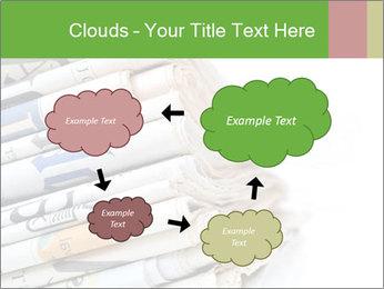 Newspapers PowerPoint Template - Slide 72