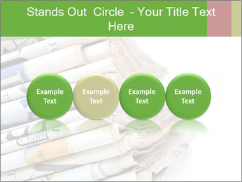 Newspapers PowerPoint Templates - Slide 76