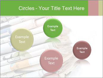 Newspapers PowerPoint Template - Slide 77