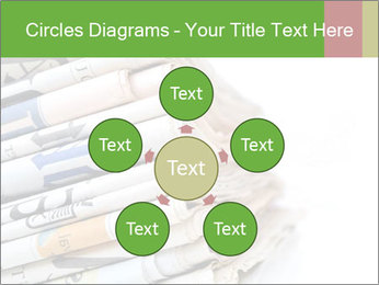 Newspapers PowerPoint Templates - Slide 78