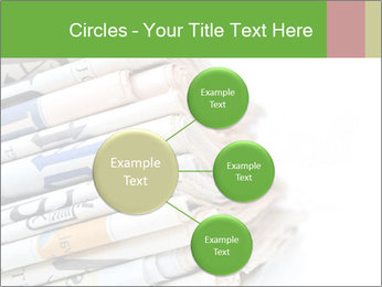 Newspapers PowerPoint Template - Slide 79