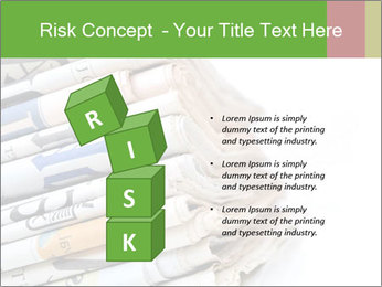 Newspapers PowerPoint Template - Slide 81