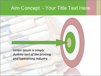 Newspapers PowerPoint Template - Slide 83
