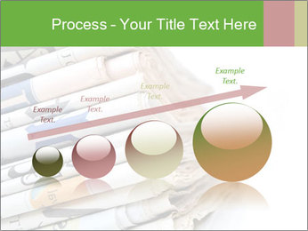 Newspapers PowerPoint Template - Slide 87