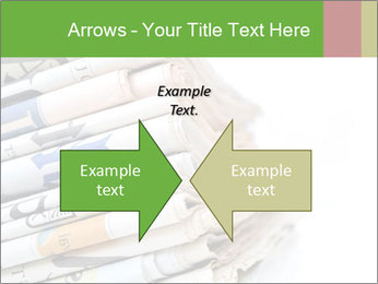 Newspapers PowerPoint Template - Slide 90