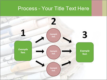 Newspapers PowerPoint Templates - Slide 92