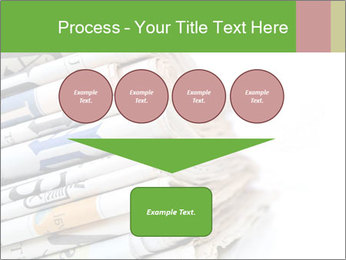 Newspapers PowerPoint Template - Slide 93