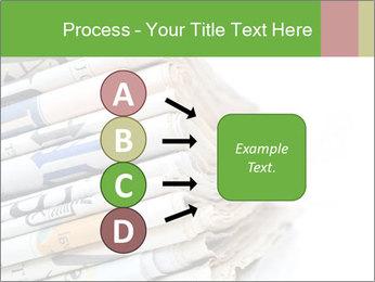 Newspapers PowerPoint Template - Slide 94