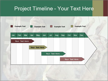 Chow market PowerPoint Template - Slide 25