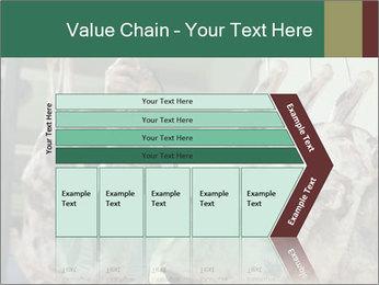 Chow market PowerPoint Template - Slide 27