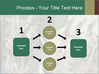 Chow market PowerPoint Template - Slide 92