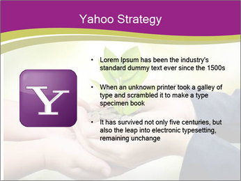 Palms PowerPoint Template - Slide 11