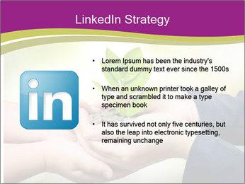 Palms PowerPoint Template - Slide 12