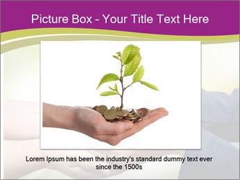 Palms PowerPoint Template - Slide 15