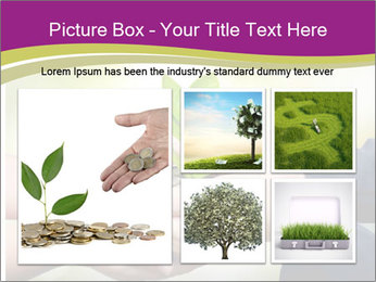 Palms PowerPoint Template - Slide 19