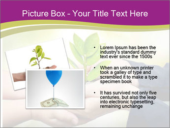 Palms PowerPoint Template - Slide 20