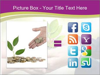 Palms PowerPoint Template - Slide 21