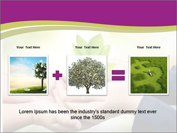 Palms PowerPoint Template - Slide 22