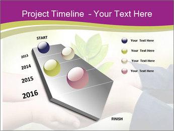 Palms PowerPoint Template - Slide 26