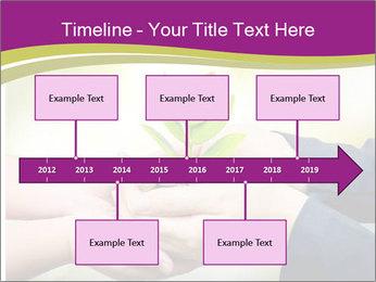 Palms PowerPoint Template - Slide 28