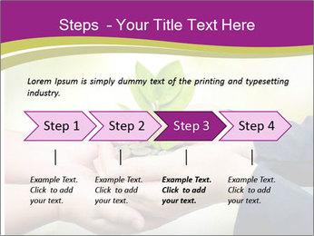 Palms PowerPoint Template - Slide 4