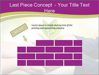 Palms PowerPoint Template - Slide 46