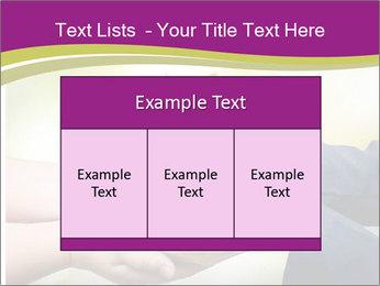 Palms PowerPoint Template - Slide 59