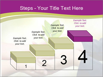 Palms PowerPoint Template - Slide 64