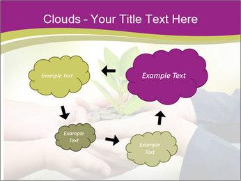 Palms PowerPoint Template - Slide 72