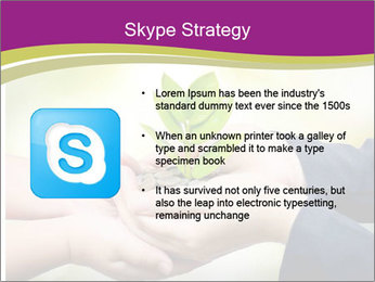 Palms PowerPoint Template - Slide 8