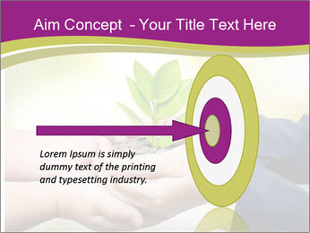Palms PowerPoint Template - Slide 83