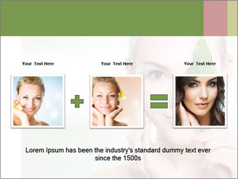 Skin PowerPoint Template - Slide 22