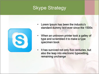 Skin PowerPoint Template - Slide 8