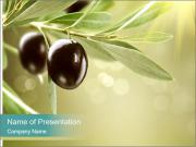Olives PowerPoint Templates