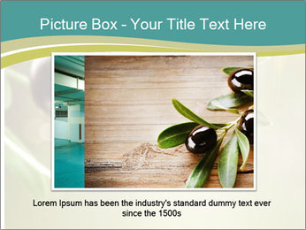 Olives PowerPoint Templates - Slide 15