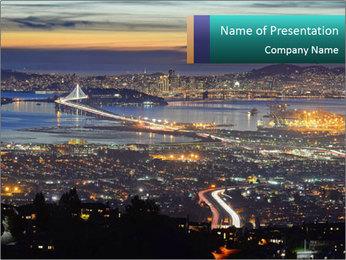 San francisco PowerPoint Template - Slide 1