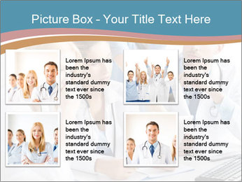 Young team PowerPoint Template - Slide 14