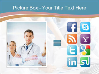 Young team PowerPoint Template - Slide 21