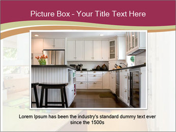 Modern kitchen PowerPoint Templates - Slide 15