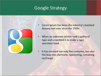 Human artery PowerPoint Template - Slide 10