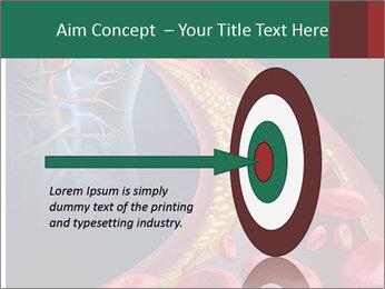 Human artery PowerPoint Template - Slide 83