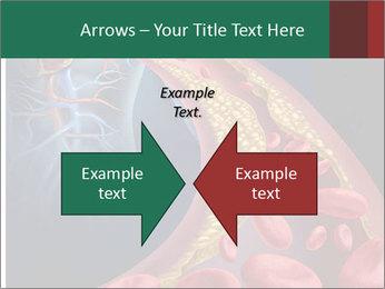 Human artery PowerPoint Template - Slide 90