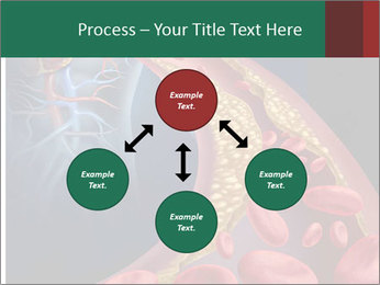 Human artery PowerPoint Template - Slide 91
