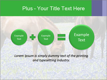 Two horses PowerPoint Template - Slide 75