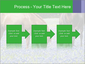 Two horses PowerPoint Template - Slide 88